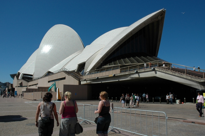 More of the Opera House