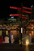 Darling Harbour - nightlife
